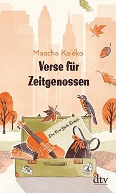 Mascha Kaléko Verse Für Zeitgenossen Signaturen