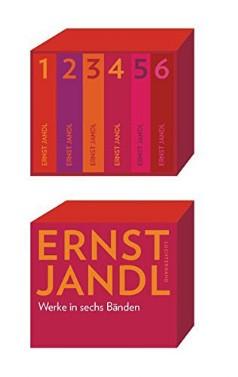 Ernst Jandl Werke In Sechs Bänden Signaturen