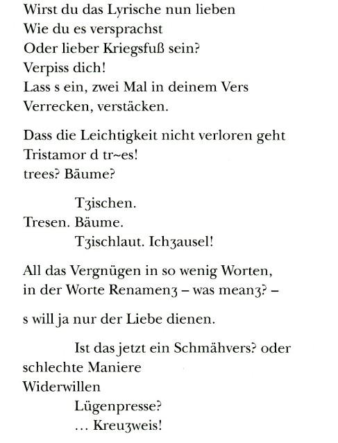Uljana Wolf Translinguale Poesie Signaturen